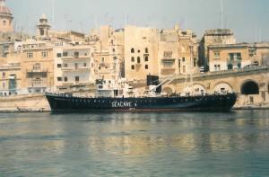 Castor in Malta